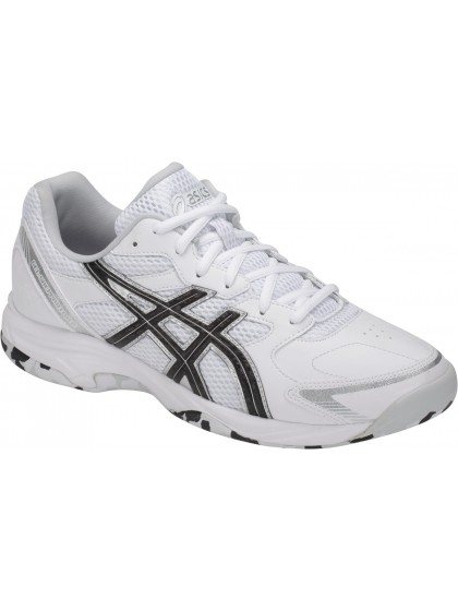 ASICS GEL-SHEPPARTON 2 MENS LAWN SHOES WHITE/BLACK