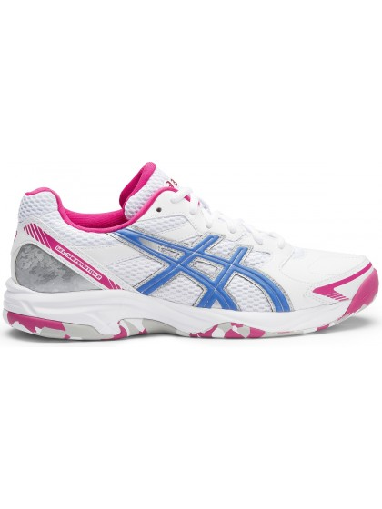 ASICS GEL-SHEPPARTON 2 WOMENS BOWLS SHOES WHITE/ELECTRIC BLUE/MAGENTA