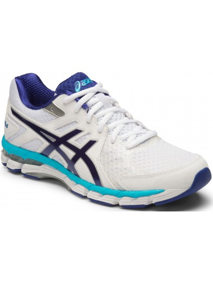 ASICS GEL-RINK SCORCHER 4 (D) WOMENS BOWLS SHOES WHITE