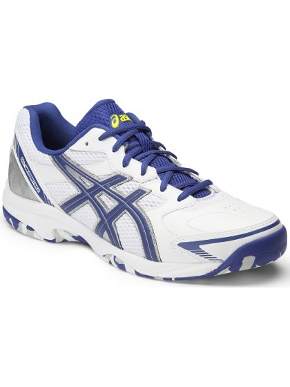 ASICS GEL-SHEPPARTON 2 MENS LAWN SHOES WHITE/BLUE/SILVER