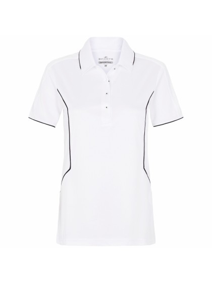 CLUB CUSTOMISED DALE WOMENS LAWN BOWLS POLO
