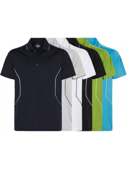 CLUB CUSTOMISED DALE MENS LAWN BOWLS POLO