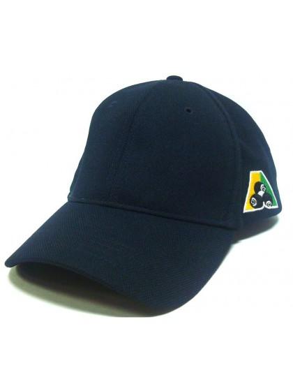 CLUB CUSTOMISED LAWN BOWLS CAPS - PIQUE MESH BASEBALL HAT