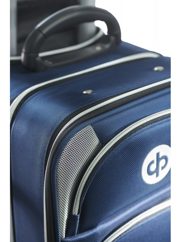 DRAKES PRIDE LOCKER TROLLEY BAG AVAILABLE IN VARIOUS COLOURS##B4281