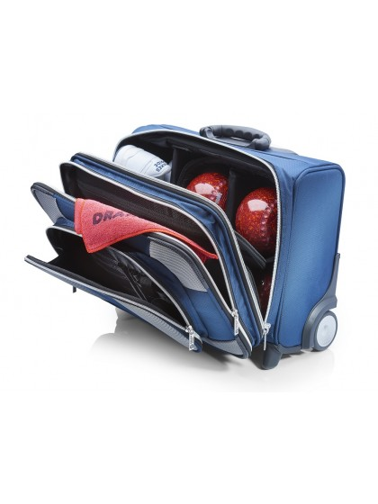 DRAKES PRIDE LOW ROLLER LAWN BOWLS TROLLEY BAG