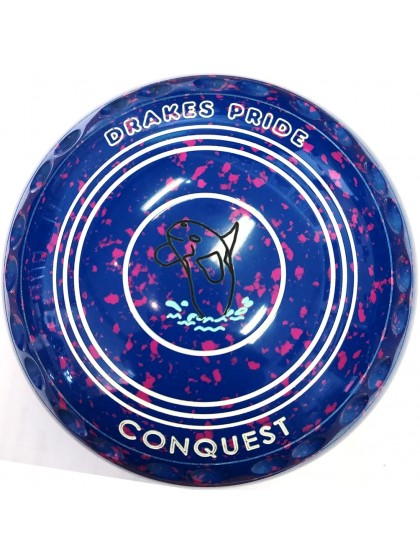 CONQUEST SIZE 2H GRIP BLUE PINK P4 2727