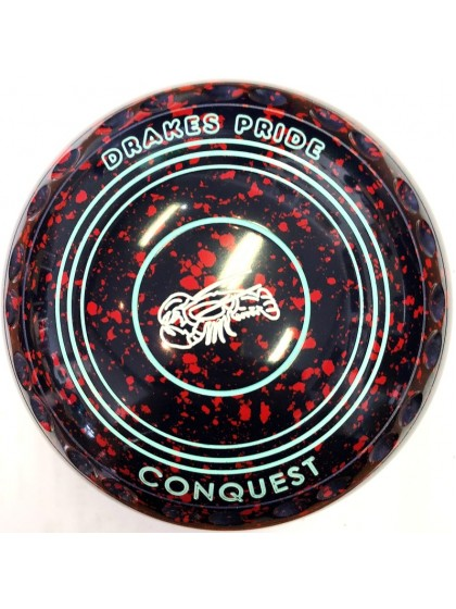 CONQUEST SIZE 1H GRIP DARK BLUE RED P3 2726