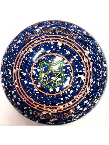 CONQUEST SIZE 3H GRIP BLUE BLUE WHITE P3 3152