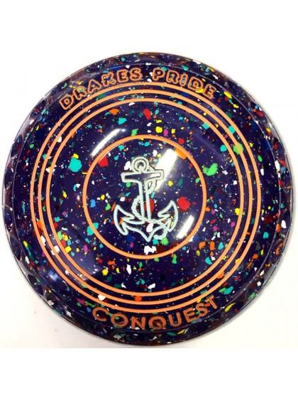 CONQUEST SIZE 00H GRIP PURPLE HARLEQUIN P3 2212