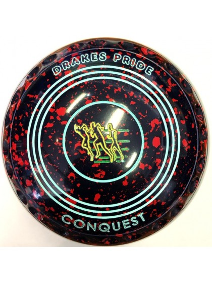 CONQUEST SIZE 4H GRIP DARK BLUE RED P2 2216