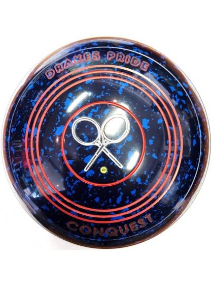 CONQUEST SIZE 4H PLAIN BLUE SPECKLED P5 2216