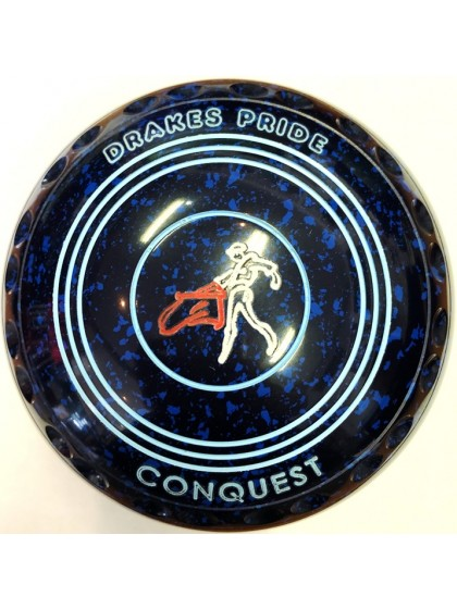 CONQUEST SIZE 3H GRIP BLUE SPECKLED P4 2215