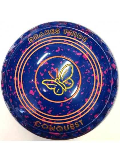 CONQUEST SIZE 2H GRIP BLUE PINK P3 2214