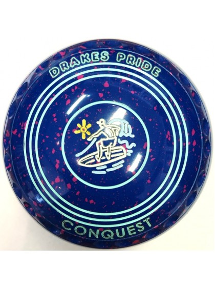 CONQUEST SIZE 00H GRIP BLUE PINK P4 2212