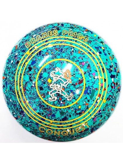 CONQUEST SIZE 00H GRIP MINT HARLEQUIN N1 1333