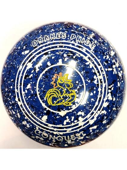 CONQUEST SIZE 2H GRIP BLUE BLUE WHITE P2 3877