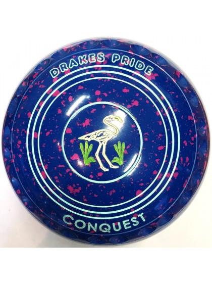 CONQUEST SIZE 1H GRIP BLUE PINK P3 4000