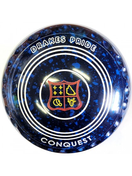 CONQUEST SIZE 3H GRIP BLUE SPECKLED P1 4433