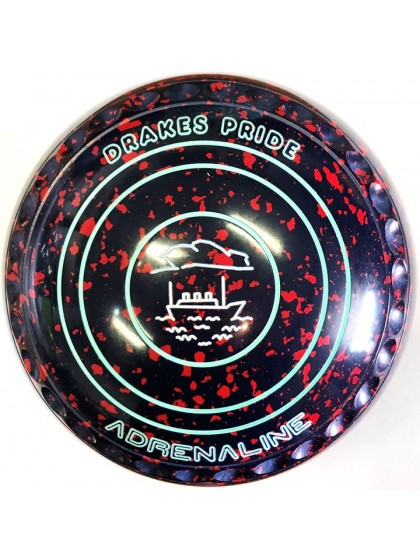 ADRENALINE SIZE 4H GRIP DARK BLUE RED P4 4432