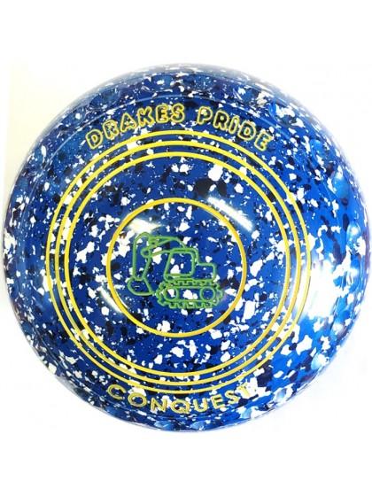 CONQUEST SIZE 2H GRIP BLUE BLUE WHITE P2 4486