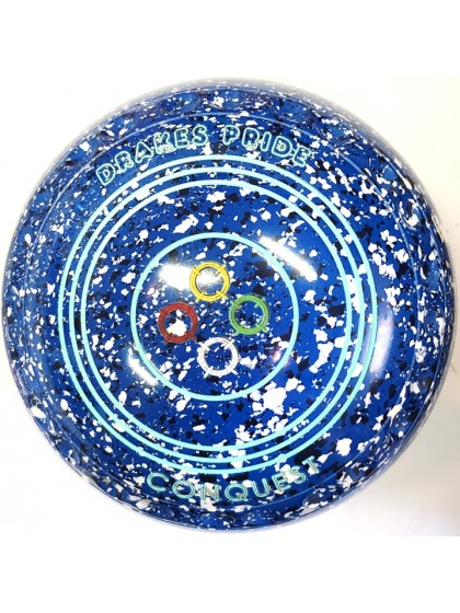 CONQUEST SIZE 3H GRIP BLUE BLUE WHITE P2 4489
