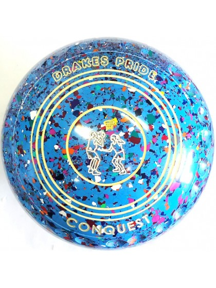 CONQUEST SIZE 2H GRIP SKY BLUE HARLEQUIN P3 4486
