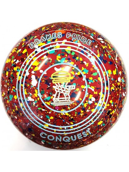CONQUEST SIZE 3H GRIP RED HARLEQUIN N7 1700