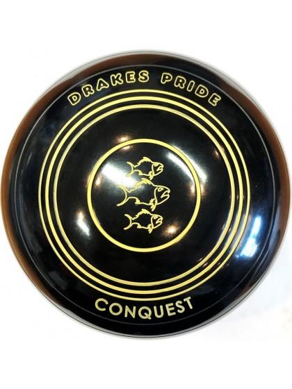 CONQUEST SIZE 3H PLAIN BLACK P1 4677