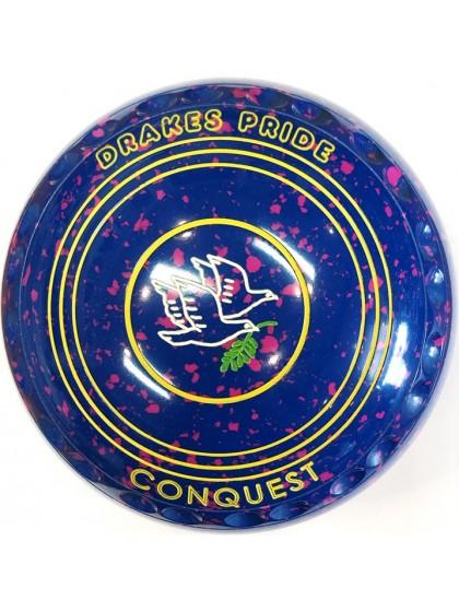 CONQUEST SIZE 00H GRIP BLUE PINK P1 4924