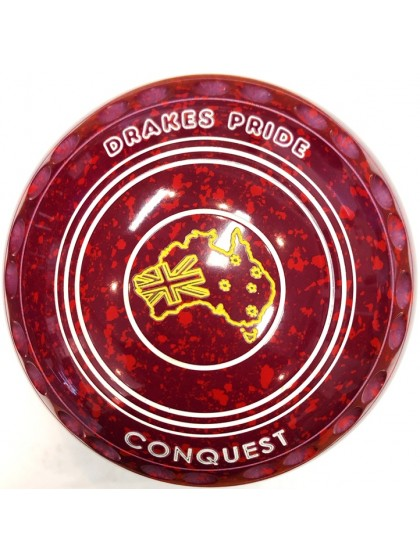 CONQUEST SIZE 4H GRIP MAGENTA RED P5 4648