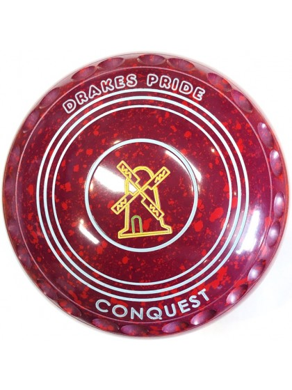 CONQUEST SIZE 1H GRIP MAGENTA RED P5 4926