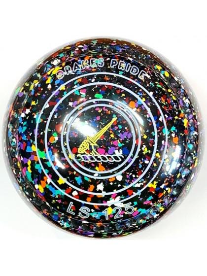 LS-125 SIZE 3H GRIP BLACK HARLEQUIN R0 6440