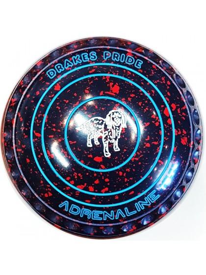 ADRENALINE SIZE 1H GRIP DARK BLUE RED R2 7938