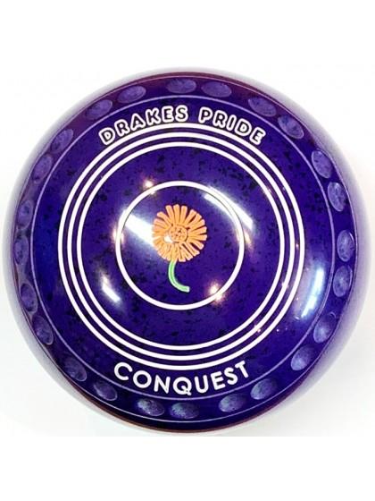 CONQUEST SIZE 1H GRIP PURPLE BLUE R3 6621