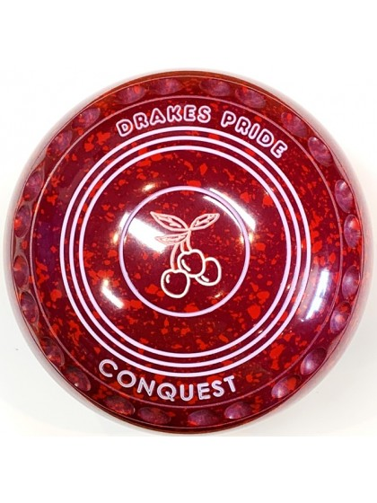 CONQUEST SIZE 2H GRIP MAGENTA RED R4 6622