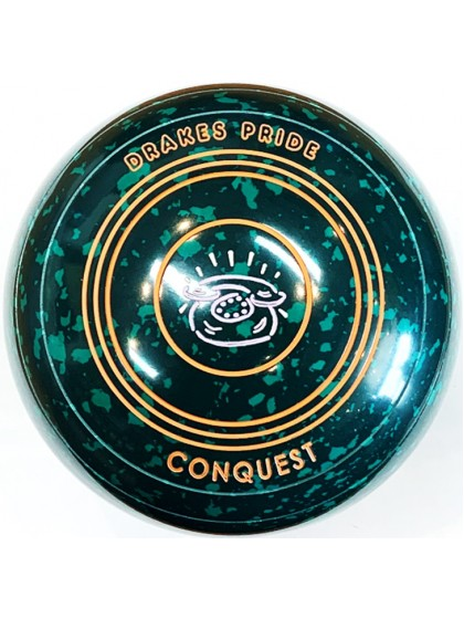 CONQUEST SIZE 5H PLAIN GREEN SPECKLED R4 7709