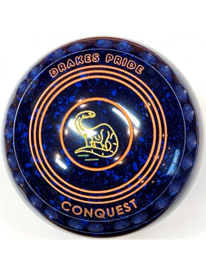 CONQUEST SIZE 3H GRIP BLUE SPECKLED R5 6792