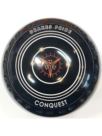 CONQUEST SIZE 1H GRIP BLACK R1 8757