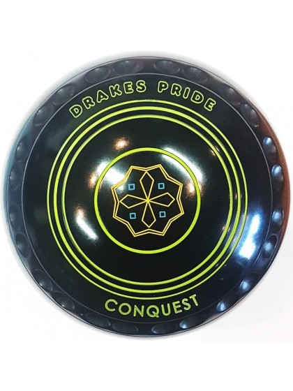 CONQUEST SIZE 3H GRIP BLACK R1 8758