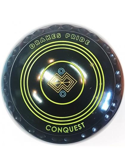 CONQUEST SIZE 4H GRIP BLACK R1 8759