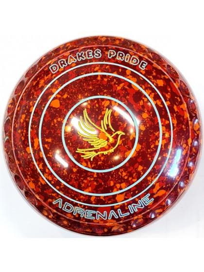 ADRENALINE SIZE 1H GRIP MAROON RED ORANGE R2 8413