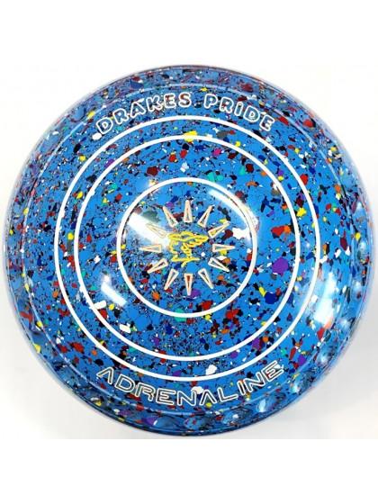 ADRENALINE SIZE 4H GRIP SKY BLUE HARLEQUIN R3 8237