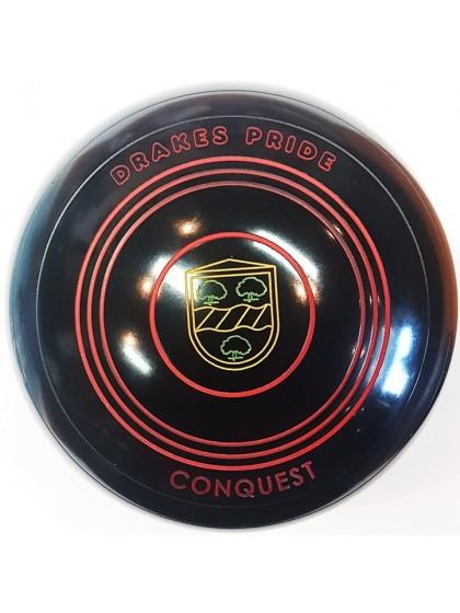 CONQUEST SIZE 4H PLAIN BLACK R3 8759