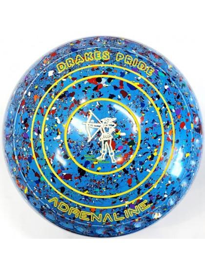 ADRENALINE SIZE 3H GRIP SKY BLUE HARLEQUIN R4 8236