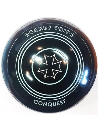 CONQUEST SIZE 3H PLAIN BLACK R4 8758