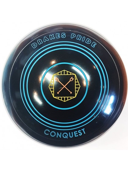 CONQUEST SIZE 3H PLAIN BLACK R5 8758