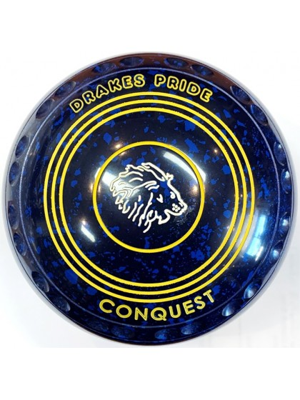 CONQUEST SIZE 3H GRIP BLUE SPECKLED S4 9427