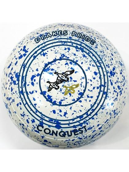 CONQUEST SIZE 3H PLAIN WHITE SKY BLUE S5 9558