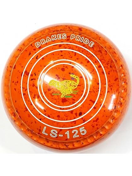 LS-125 SIZE 3H GRIP ORANGE RED S2 0633