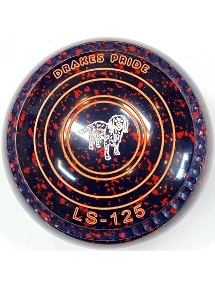 LS-125 SIZE 3H GRIP DARK BLUE RED S3 0633
